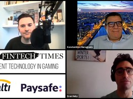Webinar: Payment Technology in Gaming With Tipalti and Paysafe | The Fintech Times image
