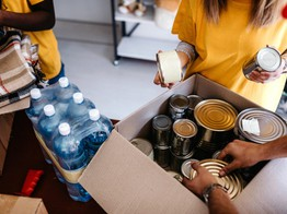 Food bank feature built in days to support severe food shortages | The Fintech Times image