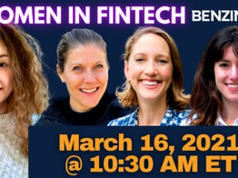Women In FinTech Episode 3 Featuring Flori Marquez, Dale Sperling And Jessica Willis image