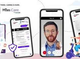 """LifeMiles Introduces Innovative """"Miles Care"""" in Partnership with FinTech and InsurTech Company, novae image"""