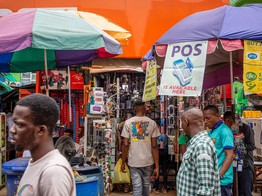 Fintech Bright Spot Africa Catches Up in Bumper Funding Year image