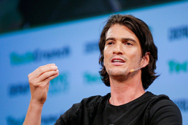 WeWork IPO Likely Delayed. The Writing Was on the Wall