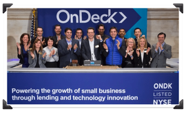 OnDeck Appoints Scott Totman as New Chief Product & Technology Officer