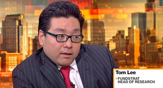 Tom Lee Says This Investment Trust Could Soar Alongside Bitcoin