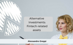 Alternative investments: Fintech-related assets are increasing the offer
