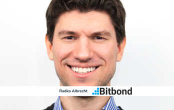 Interview with Bitbond CEO, Radko Albrecht on their Security Token Offering