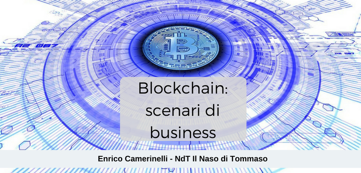 blockchain scenari di business