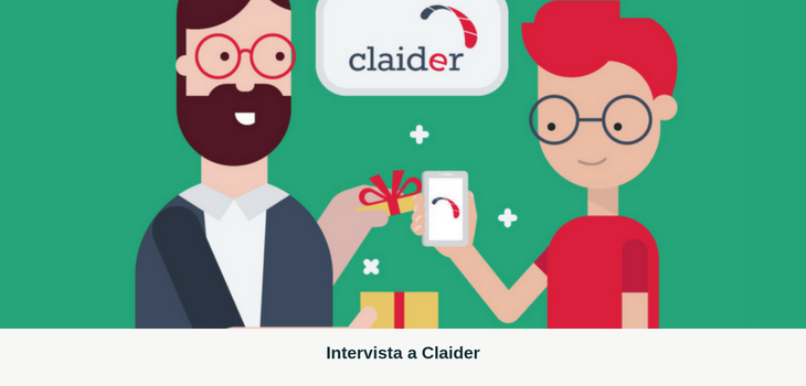 Claider home page