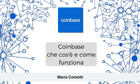 Coinbase home page