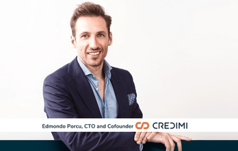 In Conversation with Edmondo Porcu, CTO and Co-founder at Credimi