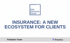 Insurance: a new ecosystem for clients