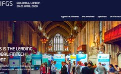 Innovate Finance Global Summit IFGS 2020