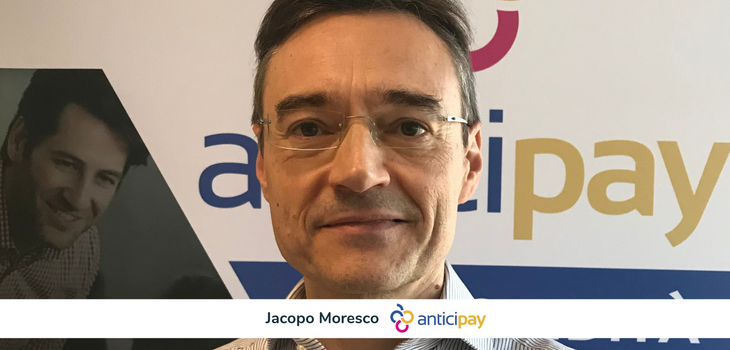 Jacopo Moresco Anticipay