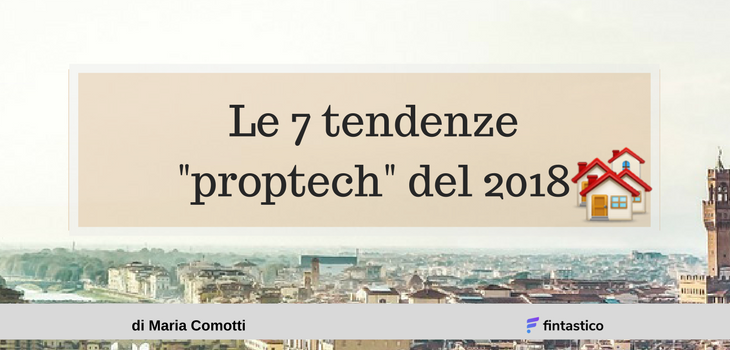 proptech tendenze