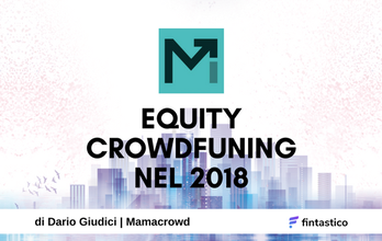 Il 2018 dell'equity crowdfunding