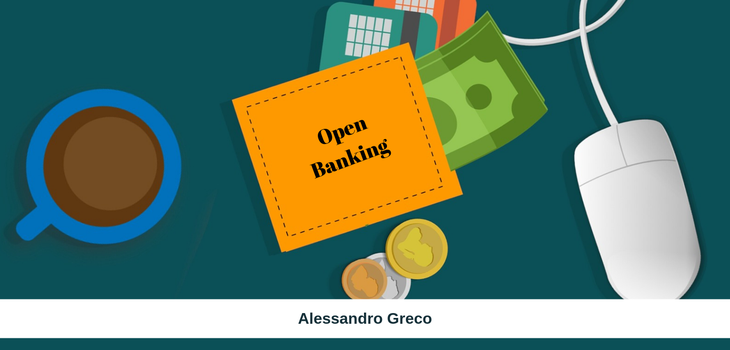 Open banking home page