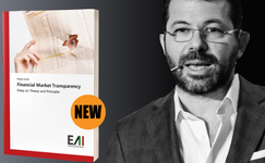 Paolo Sironi Interview, author of Financial Market Transparency: turning Fintech innovation into Fintech progress.