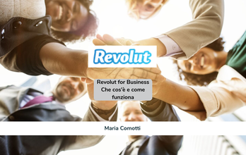 Revolut for Business: che cos'è e come funziona