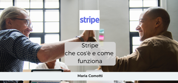 Stripe home page