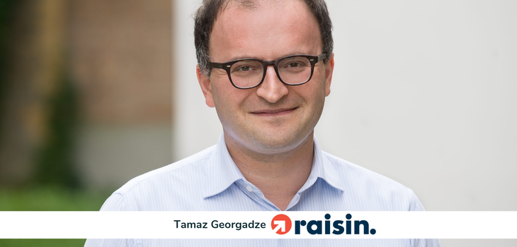 Tamaz Georgadze Raisin