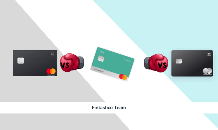 revolut business vs n26 business vs qonto