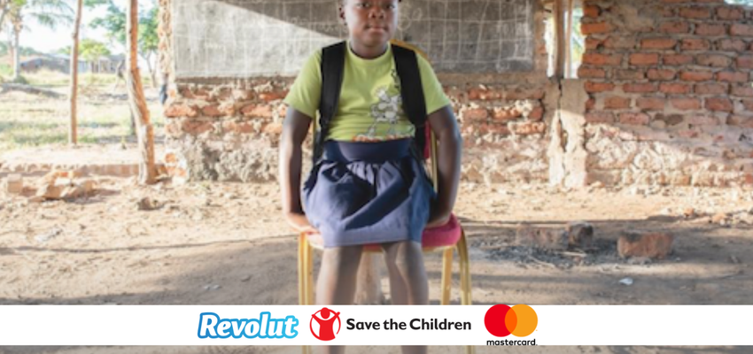revolut mastercard save the children