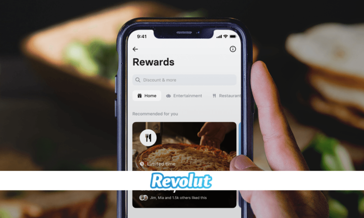 revolut rewards cashback